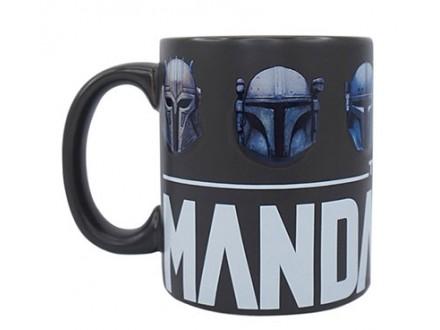 Šolja SW Mandalorian 600ml - Star Wars, The Mandalorian