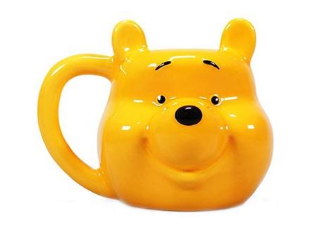 Šolja Shaped Winnie the Pooh Winnie - Disney