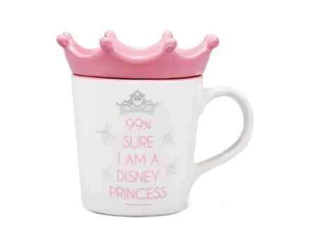 Šolja Shapped Disney Princess 350ml - Disney Princess