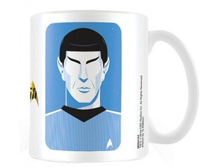 Šolja - Star Trek, Pop Spock 50th Anniversary - Star Trek