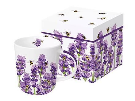 Šolja - Trend, Bees &; Lavender - Lavender