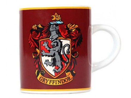 Šolja mini HP Gryffindor 110ml - Harry Potter