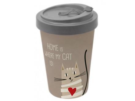 Šolja za poneti - Home Cat
