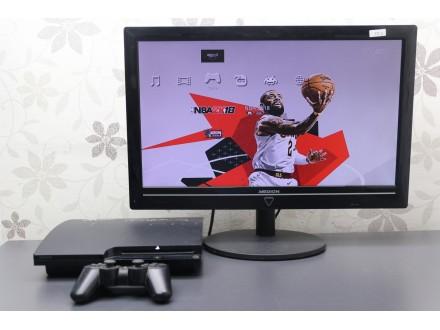Sony PlayStation 3 konzola CECH-2004B 250Gb HDD