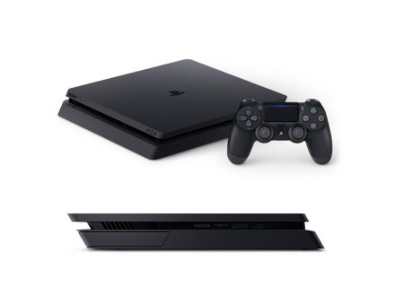 Sony PlayStation PS4 1TB Slim Black