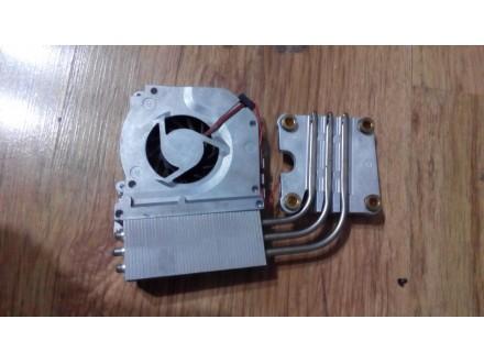 Sony Vaio PCG-8F1M kuler