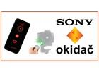 Sony daljinski okidac P4PM + baterija