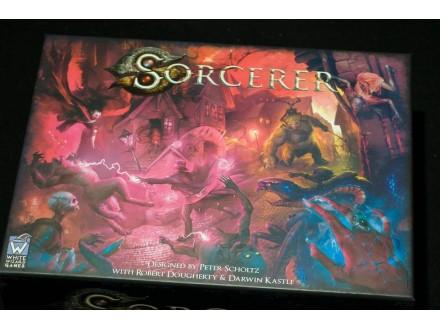 Sorcerer board game