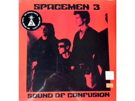 Spacemen 3- Sound of confusion