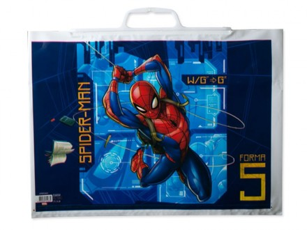 Spiderman school blok 5 kesa 326350