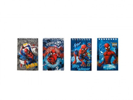 Spiderman school notes 326210