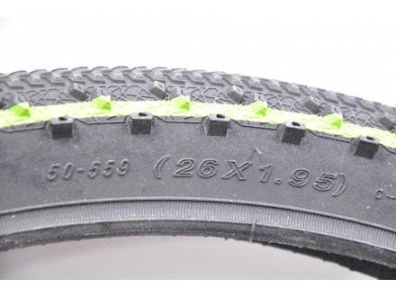 Spoljna guma za bicikl CST Green 26x1.95 (50-559)