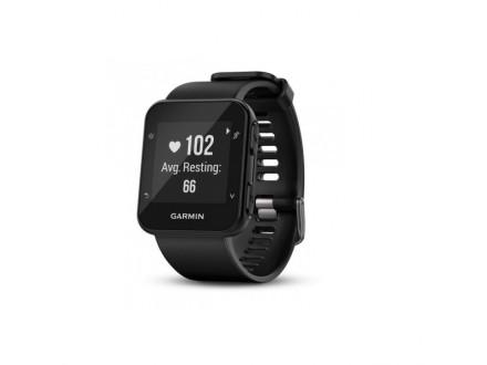 Sportski GPS sat za trčanje Garmin Forerunner 35 crni
