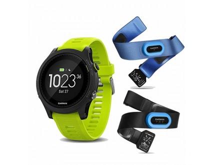 Sportski GPS sat za triatlon Garmin Forerunner 935 Tri