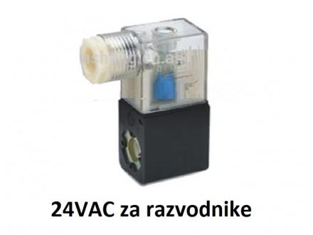 Spulna 24V AC za pneumatske razvodnike 1/4 i druge
