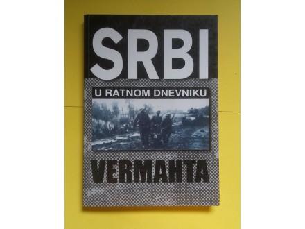 Srbi u ratnom dnevniku Vermahta