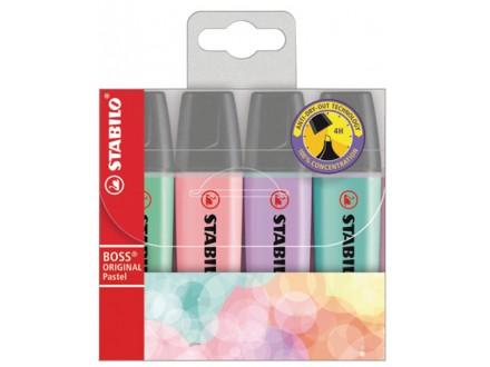 Stabilo Boss pastel 1/4