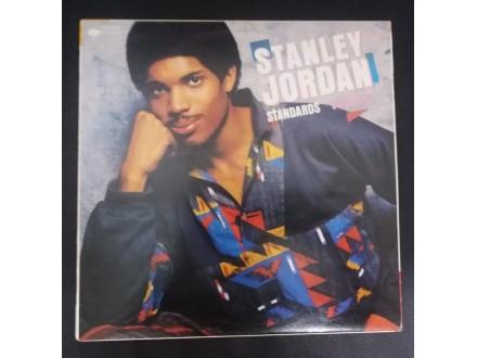 Stanley Jordan – Standards Volume 1 LP (Jugoton, 1987)