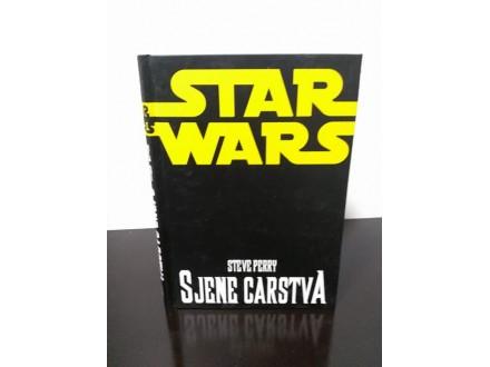 Star Wars SJENE CARSTVA Steve Perry NOVO