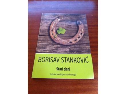 Stari dani Borisav Stanković