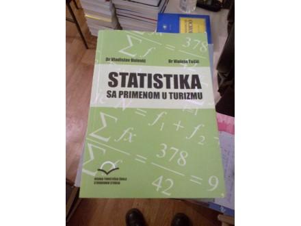 Statistika sa primenom u turizmu - Đolević Tošić