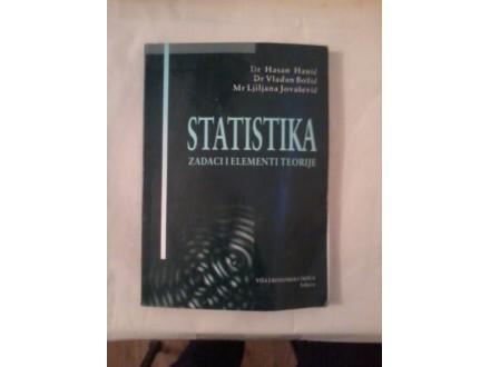 Statistika zadaci i elementi teorije - Hanić Božić