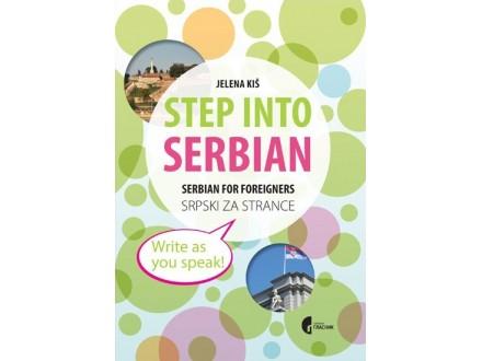 Step Into Serbian/srpski za strance - Jelena Kiš