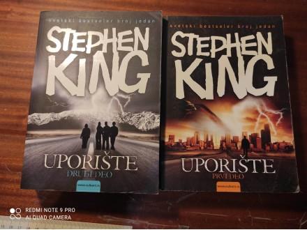 Stephen King vetar uporište prvi i drugi deo
