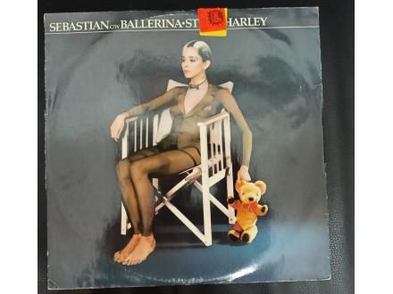 Steve Harley – Sebastian/Ballerina Single (MINT,1983)