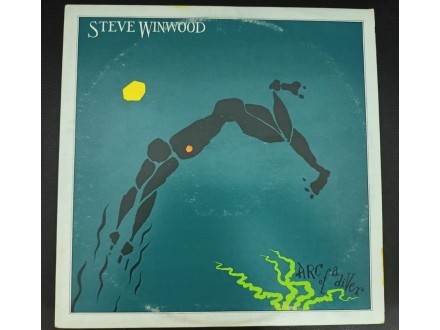 Steve Winwood – Arc Of A Diver LP( Island Record,1980)