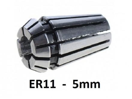 Stezna caura ER11 - 5mm - Elasticna caura