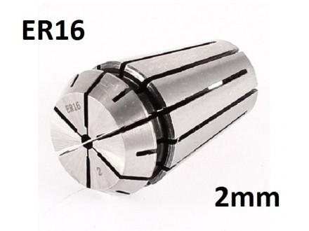 Stezna caura ER16 - 2mm - Elasticna caura