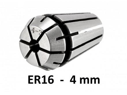Stezna caura ER16 - 4mm - Elasticna caura