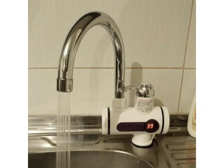 Stojeca slavina za brzo zagrevanje vode sa dispejom NOV