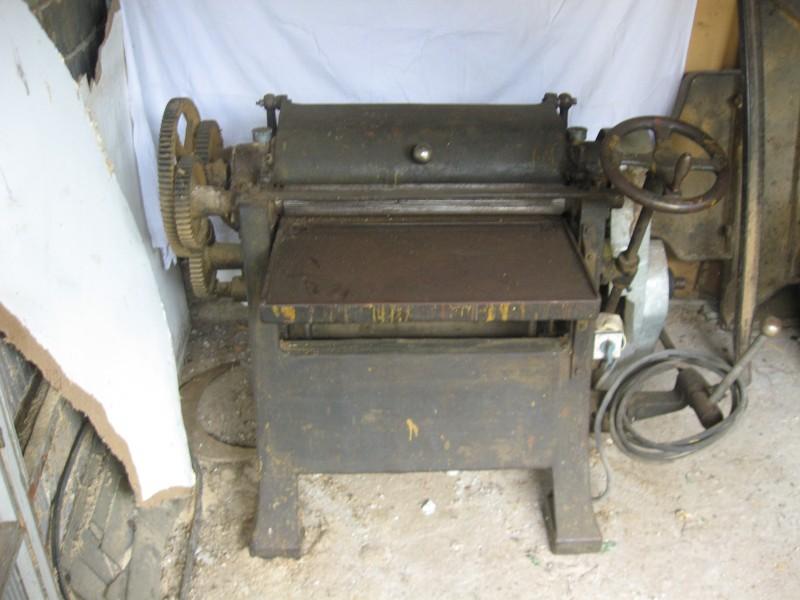 Stolarska masina za obradu drveta - diht
