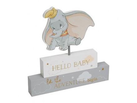 Stona dekoracija - Disney, Hello Baby Dumbo - Disney