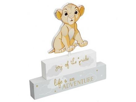 Stona dekoracija - Disney, Simba - Disney, The Lion King