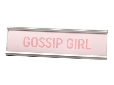 Stona dekoracija - Gossip Girl Pink - Harvey Makin