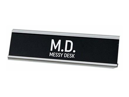 Stona dekoracija - Messy Desk - Harvey Makin