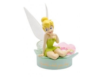 Stona lampa - Disney, Tinkerbell, Sparkle While You Sleep - Disney