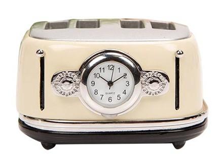 Stoni sat - Mini, Cream Toaster