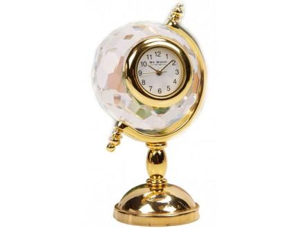 Stoni sat - Mini Crystal Globe - William