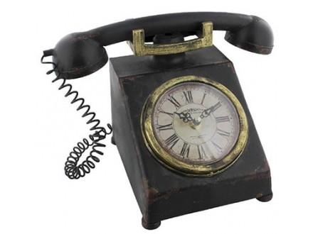 Stoni sat - Old Fashioned Telephone 19cm