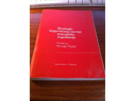 Strategija dugoročnog razvoja energetike Jugoslavije