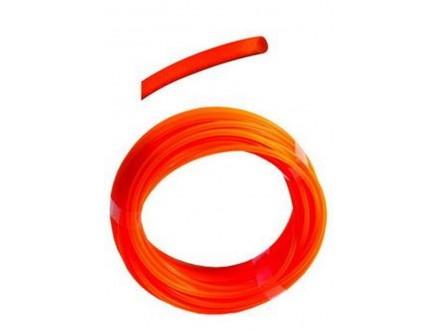 Struna za trimer  1,3mm, 15m - okrugla ROSA