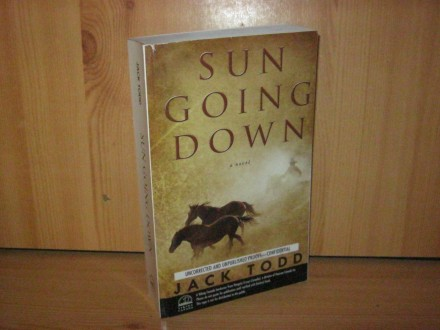 Sun Going Down - Jack Todd