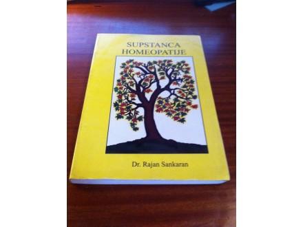 Supstanca homeopatije Rajan Sankaran
