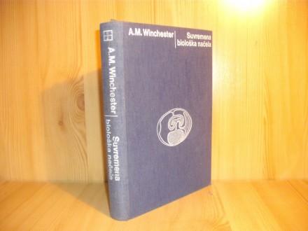 Suvremena biološka načela - A.M. Winchester