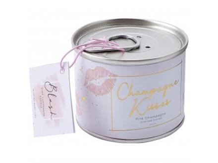 Sveća - Blush Champagne Kisses Pink Champagne - Blush