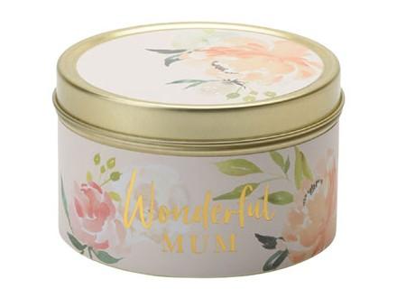 Sveća - Peaches &; Cream, Mum - Peaches &; Cream